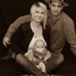 Photos naissances, familles